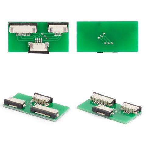Мультифункциональный универсальный контроллер сенсорного стекла TSC-206IM Превью 1