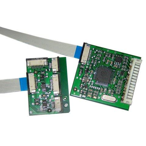 Мультифункциональный универсальный контроллер сенсорного стекла TSC-208IM Превью 2