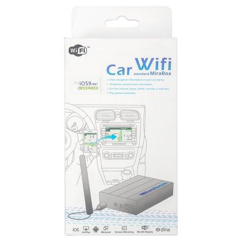 Автомобильный адаптер для дублирования экрана Smartphone/iPhone (RGBs-выход) Превью 6