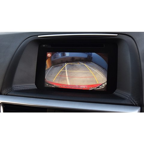 Кабель для подключения камеры к монитору Mazda MZD Connect Превью 4