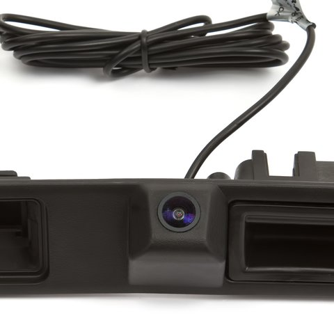 Tailgate Handle Rear View Camera for Audi A4 / A6L /Q7 / Allroad Preview 3