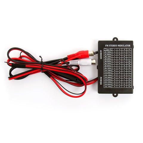 Transmisor  FM para coche Vista previa  1