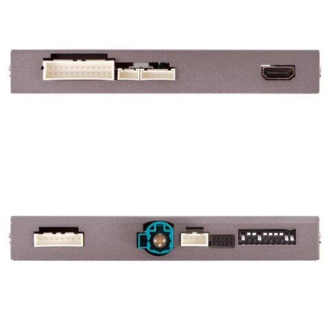 Адаптер подключения камеры переднего вида для BMW с системой CIC- HIGH(NBT) Превью 2