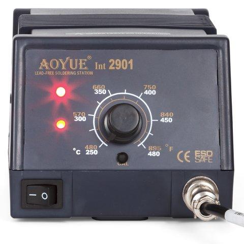 Паяльна станція для безсвинцевого паяння AOYUE 2901 - Перегляд 2