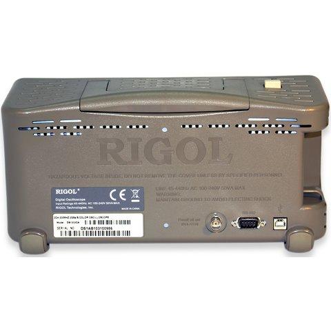 Цифровий осцилограф RIGOL DS1302CA Прев'ю 2