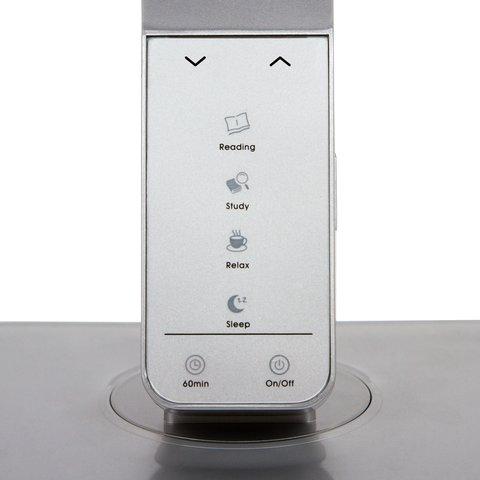 Настольная бестеневая лампа TaoTronics TT-DL07, серебристая, EU Превью 11