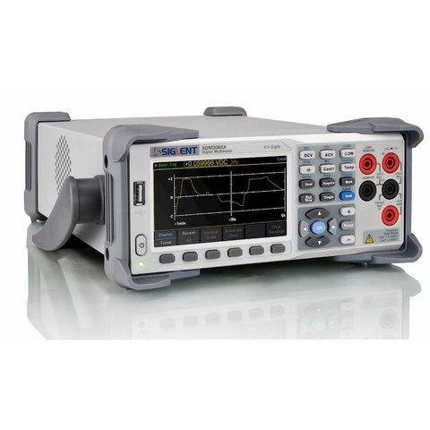 Цифровий мультиметр SIGLENT SDM3065X Прев'ю 1