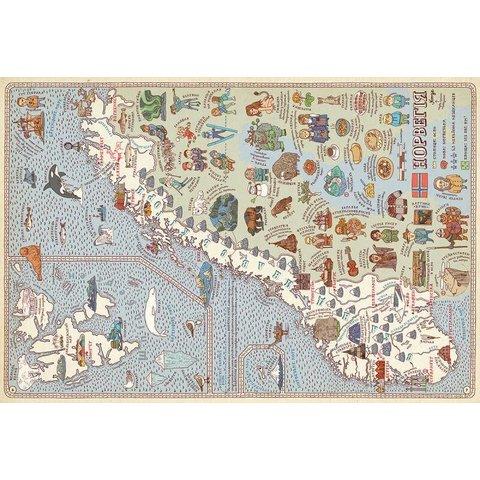 Книга Карти Нові мандрівки - Мізелінські Олександра та Даніель Прев'ю 3
