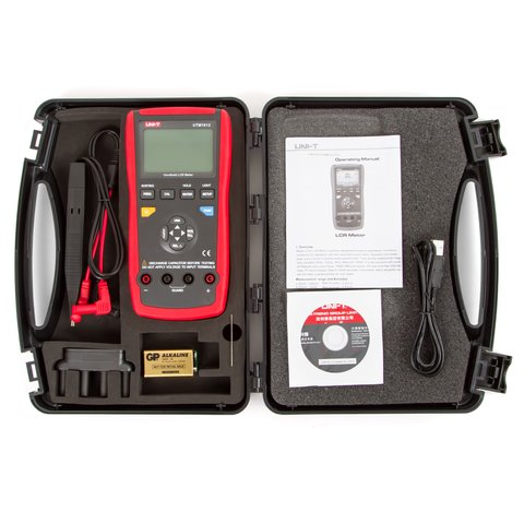 LCR Meter UNI-T UT612 Preview 3