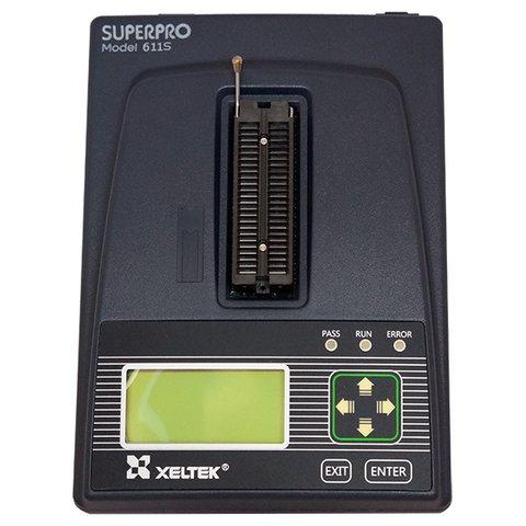 USB Interfaced Universal Programmer Xeltek SuperPro 611S